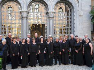 Casa Verdi, Milan, Italy Chorus North Shore