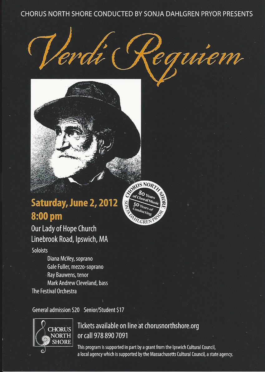 Verdi poster.