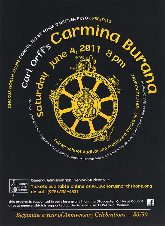 Carmina burana music appreciation